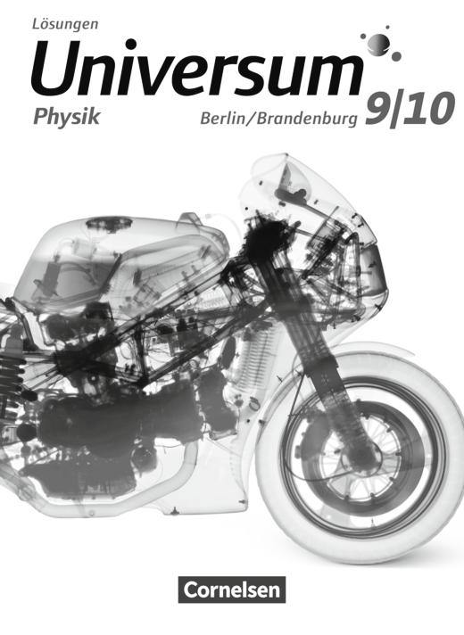 Universum Physik - Lösungen - 9./10. Schuljahr
