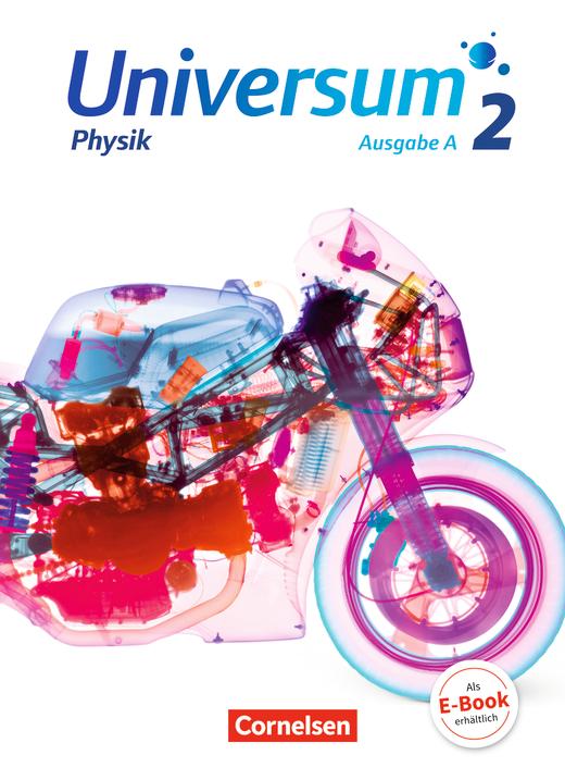 Universum Physik - Schülerbuch - Band 2