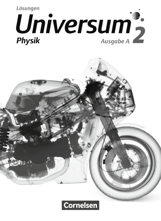 Universum Physik - Lösungen - Band 2