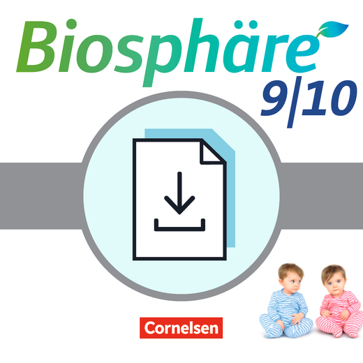 Biosphäre Sekundarstufe I - Editierbare Klassenarbeiten als Download - 9./10. Schuljahr
