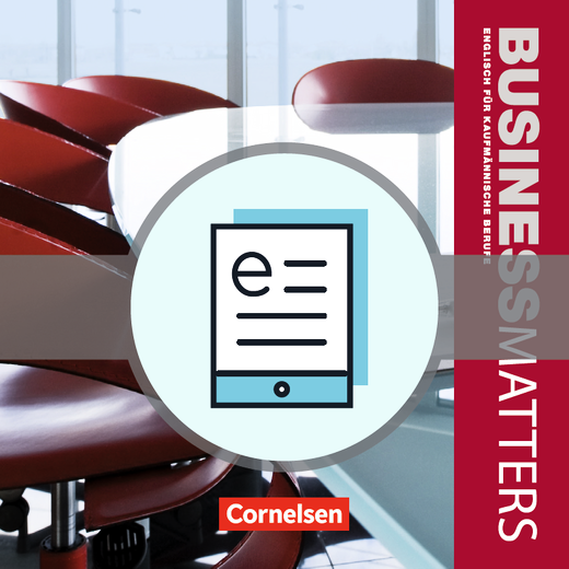 Business Matters - Schülerbuch als E-Book - A2-B2
