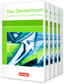 Das Deutschbuch - Berufliches Gymnasium/Fachgymnasium