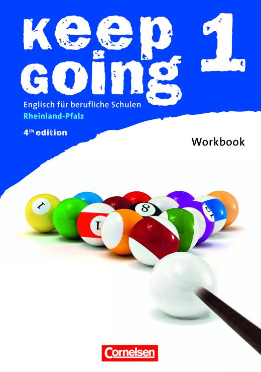 Keep Going - Workbook - A2: Band 1
