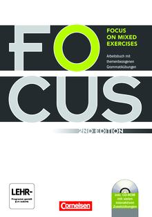 Focus on Mixed Exercises - Arbeitsbuch mit Lösungen und CD-ROM - B1/B2