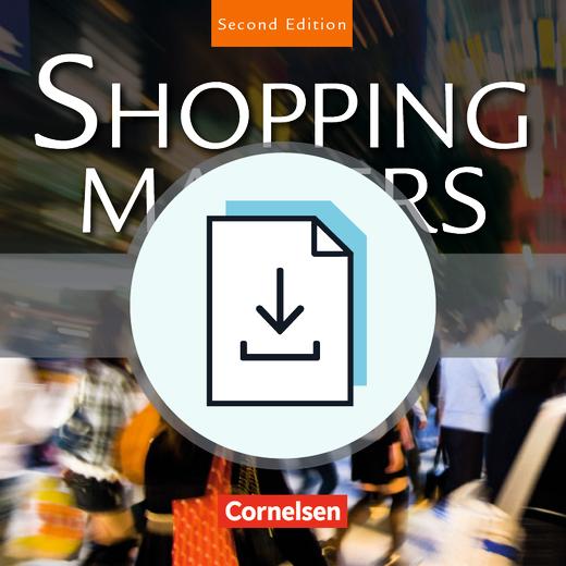 Shopping Matters - Handreichungen für den Unterricht als Download - A2/B1