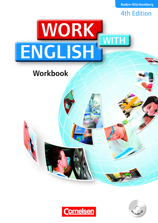Work with English - Workbook mit CD - A2/B1