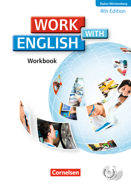 Work with English - Workbook mit CD-Extra - A2/B1
