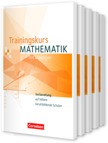 Trainingskurs Mathematik - Ausgabe 2014