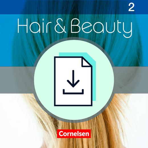 Hair & Beauty - Lösungen zum Arbeitsheft 2: Lernfelder 8-13 als Download