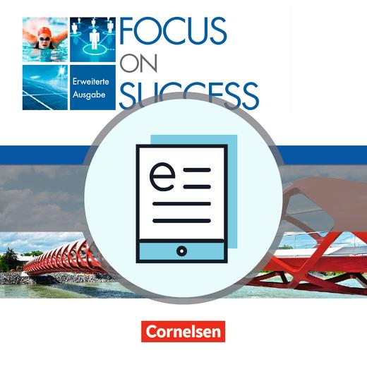 Focus on Success - 3rd edition - Schülerbuch als E-Book - B1/B2: 11./12. Jahrgangsstufe