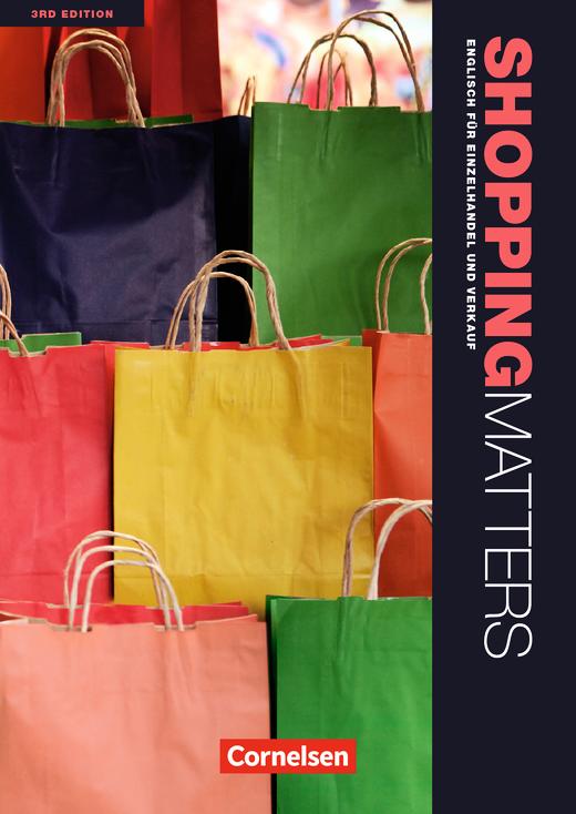 Shopping Matters - Schülerbuch - A2-B2