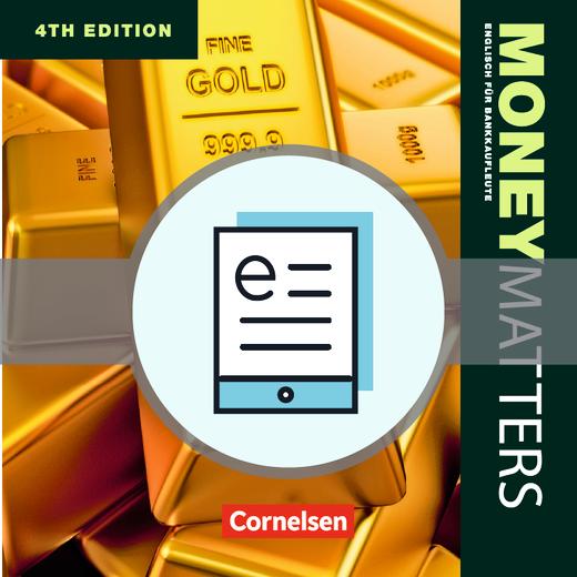 Money Matters - Schülerbuch als E-Book - B1-Mitte B2