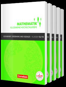 Mathematik - Allgemeine Hochschulreife - Gesundheit, Erziehung und Soziales