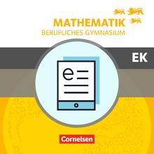 Mathematik - Berufliches Gymnasium - Schülerbuch als E-Book - Eingangsklasse