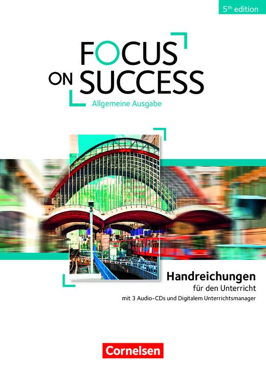 Focus on Success - 5th Edition - Handreichungen für den Unterricht - B1/B2