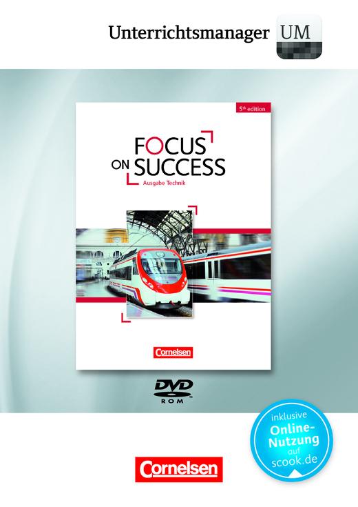 Focus on Success - 5th Edition - Unterrichtsmanager - Vollversion auf DVD-ROM - B1/B2