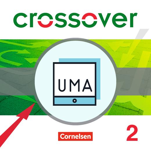Crossover - Unterrichtsmanager - Vollversion - online und als Download - B2/C1: Band 2 - 12./13. Schuljahr