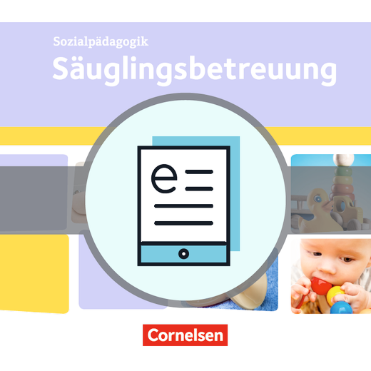 Kinderpflege - Säuglingsbetreuung - Themenband als E-Book