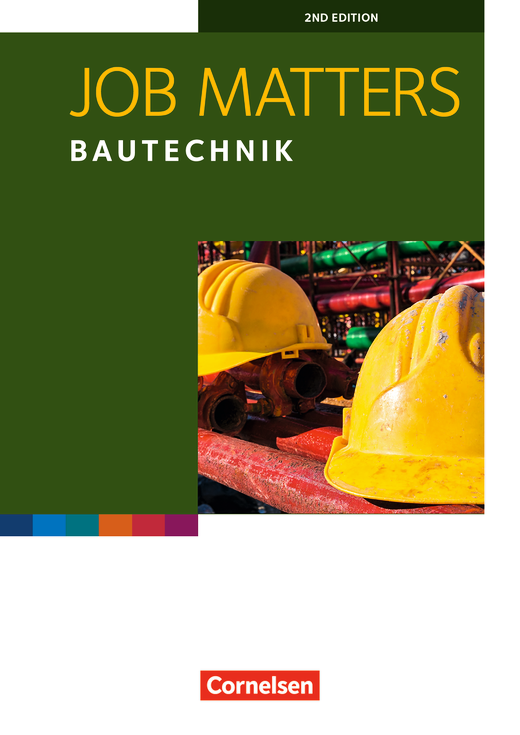 Job Matters - Bautechnik - Arbeitsheft - A2