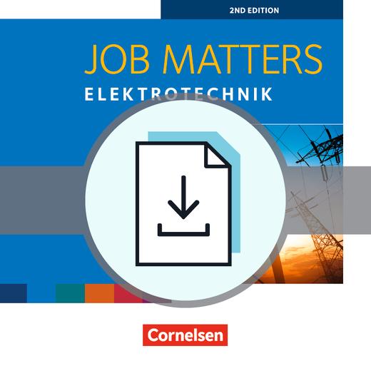 Job Matters - Elektrotechnik - Handreichungen für den Unterricht als Download - A2