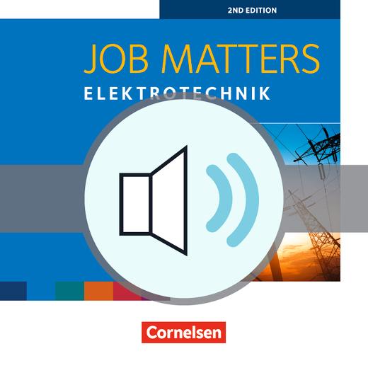 Job Matters - Elektrotechnik - Hörverständnisübungen als MP3-Download - A2