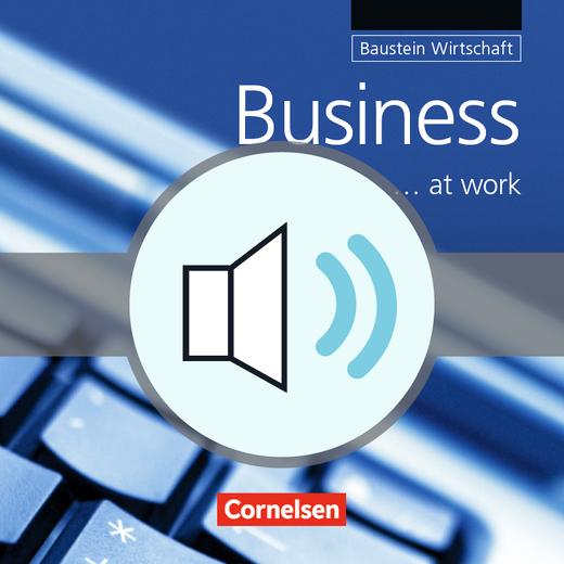 Baustein - Business at work - Audio-Dateien als Download - A2