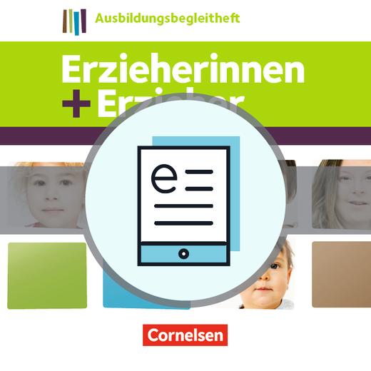 Erzieherinnen + Erzieher - Downloads zum Ausbildungsbegleitheft - Zu allen Bänden