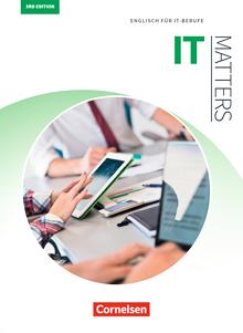 Matters Technik - Englisch für IT-Berufe - Schülerbuch - B1/B2