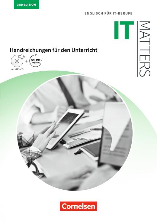 Matters Technik - Englisch für IT-Berufe - Handreichungen für den Unterricht mit MP3-CD und Zusatzmaterialien via Webcode - B1/B2