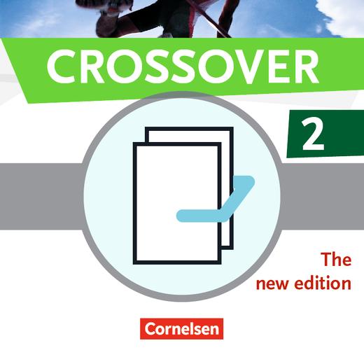 Crossover - Schülerbuch und Workbook - B2/C1: Band 2 - 12./13. Schuljahr