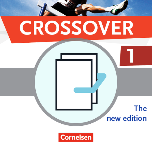 Crossover - Vocabulary und Workbook - B1/B2: Band 1 - 11. Schuljahr