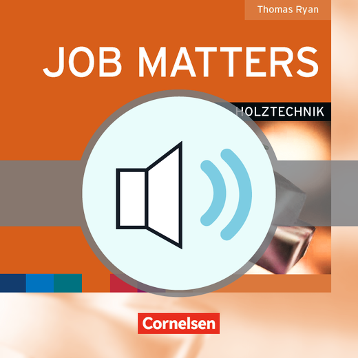Job Matters - Holztechnik - Audio-Dateien als Download - A2