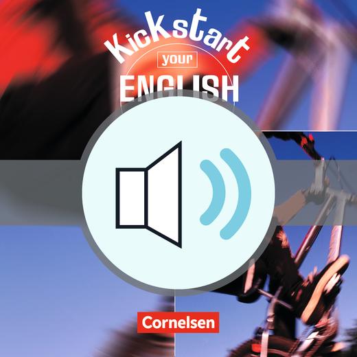 Kickstart your English! - Audio-Dateien als Download - A1