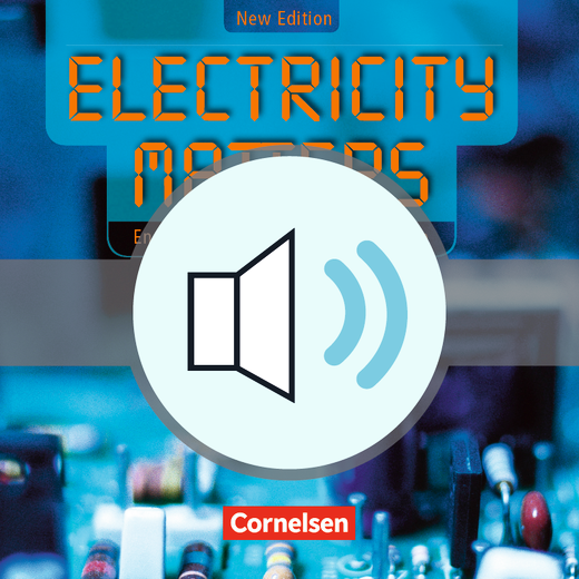 Electricity Matters - Audio-Dateien als Download - B1