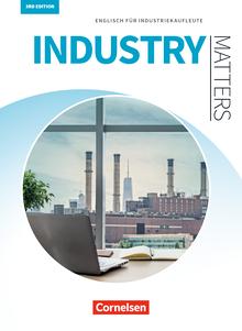 Matters Wirtschaft - Englisch für Industriekaufleute - Schülerbuch - A2-B2