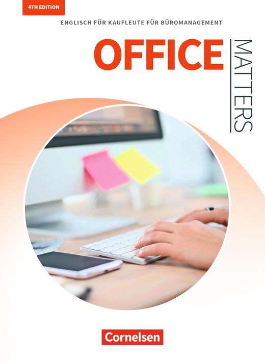 Matters Wirtschaft - Englisch für Kaufleute für Büromanagement - Schülerbuch - A2-B2
