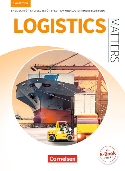 Matters Wirtschaft - Englisch für Kaufleute für Spedition und Logistikdienstleistung - Schülerbuch - B1-Mitte B2