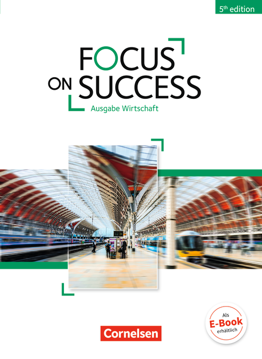 Focus on Success - 5th Edition - Schülerbuch - B1/B2