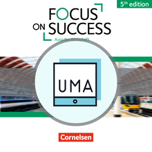 Focus on Success - 5th Edition - Unterrichtsmanager - Vollversion - online und als Download - B1/B2