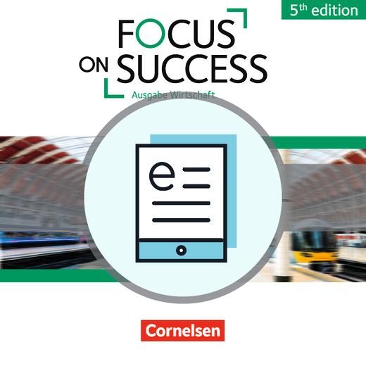 Focus on Success - 5th Edition - Schülerbuch als E-Book - B1/B2