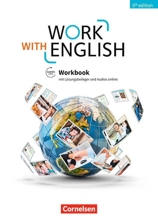 Work with English - Workbook - A2-B1+