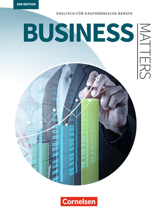 Matters Wirtschaft - Englisch für kaufmännische Berufe - Schülerbuch - A2-B2