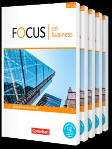 Focus on Business - 5th Edition - Nordrhein-Westfalen