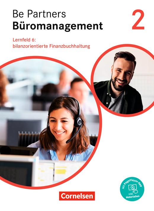Be Partners - Büromanagement - Bilanzorientierte Finanzbuchhaltung - Fachkunde - 2. Ausbildungsjahr: Lernfelder 5-8