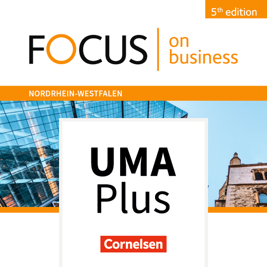 Focus on Business - Unterrichtsmanager Plus online - B1/B2