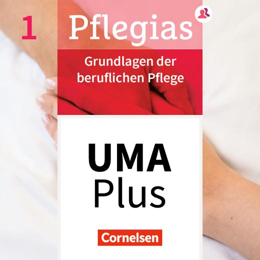 Pflegias - Grundlagen der beruflichen Pflege - Pflegefachfrauen/-männer - Unterrichtsmanager Plus online (Demo-Kapitel) - Band 1