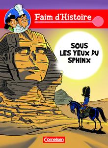 Faim d'Histoire - Sous les yeux du sphinx - Comic - A1
