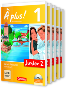 À plus ! - Nouvelle édition - Junior