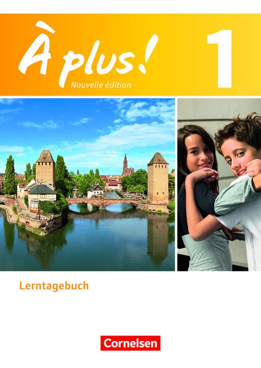 À plus ! - Lerntagebuch - Band 1