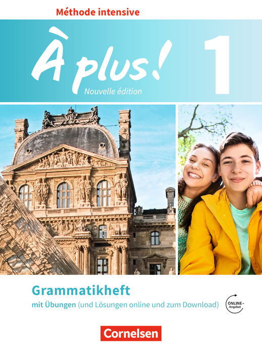 À plus ! - Grammatikheft - Band 1